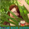 A Bookshelf Monstrosity by Amanda