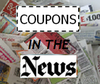 Coupons in the News