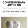 Contemporary Art Blog
