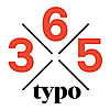 365typo – 365 stories on type, typography and graphic design