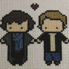 Random Fandoms: The Cross Stitch Edition