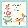 Tea, Cake & Create