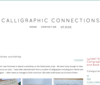 Calligraphic Connections