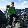 Lee Harrison Climbing