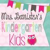 Mrs. Banister's Kindergarten Kids