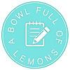 A Bowl Full of Lemons   Organizing & Cleaning Blog