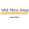 What Mama Knows - Breastfeeding, twins & other fun