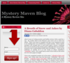 Mystery Maven Blog- A Mystery Review Site