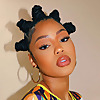 Teaira Walker - Model / beauty and fashion influencer
