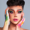 James Charles - Just an 18 year old kid with a few blending brushes