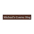 Michael's Course Blog