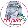 Farjana Drawing Academy | Step by Step Drawing Tutorials