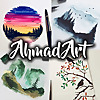 AhmadArt | Watercolor Painting Tips and Techniques
