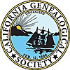 California Genealogical Society and Library Blog