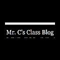 Mr. C's Class Blog