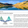 LeadingAnswers: Leadership and Agile Project Management Blog