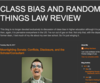 Class Bias in Higher Education