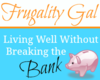 Frugality Gal