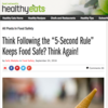 Healthy Eats – Food Network Healthy Living Blog » Food Safety