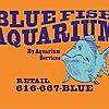 Blue Fish Aquarium