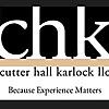 Cutter Hall Karlock