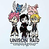 Unison Raid Cosplay Group