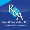 Rives & Associates, LLP | CPA Firm | Lexington, Charlotte, Raleigh, Lake Norman