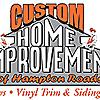 Custom Home Improvement | Roofing, Windows, Siding, Trim & More