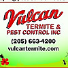 Vulcan Termite & Pest Control | Information on Pests, Rodents & More in Alabama
