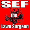 SEF the Lawn Surgeon - Lawn Care & Vlogging