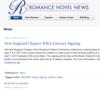 Romance Novel News