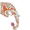 Pinkmaharani   Finest Handwoven Cashmere Shawls