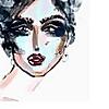 Gisele Keza Fashion Illustrations