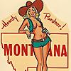 Montana Cowgirl Blog