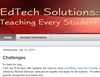EdTech Solutions - Teaching Every Student