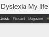 Dyslexia My life - Blog on Dyslexia