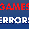 Games Errors Blog