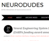 neurodudes | at the intersection of neuroscience and AI.