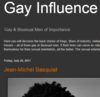 Gay Influence