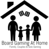Board Gaming At Home - Family, Couples & Solo Board Gaming