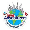 Five Adventurers - London Archives