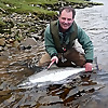 Salmon Fishing Scotland.