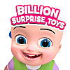 Billion Surprise Toys for Baby - colors for kids