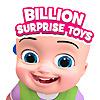 Billion Surprise Toys Songs | Kids Nursery Rhymes