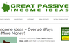 Great Passive Income Ideas