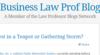 Business Law Prof Blog