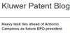 Kluwer Patent Blog