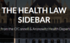 The Health Law Sidebar