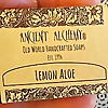 Ancient Alchemy Soap