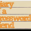 Diary of a Crossword Fiend